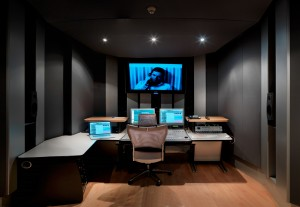 Audio Restoration Room