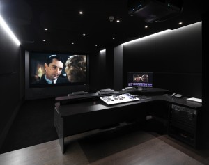 Color Grade Room