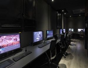 Digital Editing Room