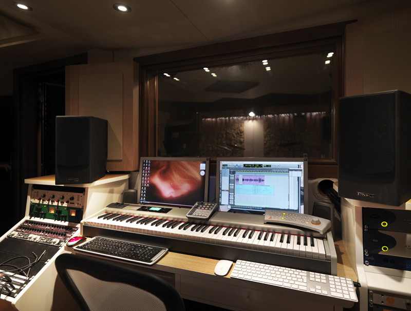 Home studio costruire home recording studio - Home studio ...