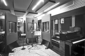 sala prove acustica