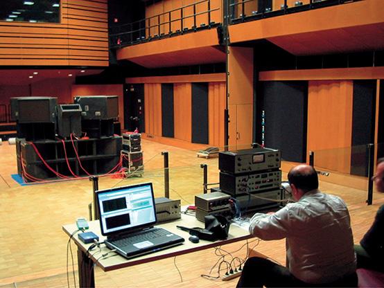 Tarature sistemi audio-video